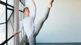 Male Ballet Dancer Wallpaper For IPhone