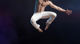 Male Ballet Dancer Wallpaper For IPhone#1