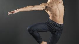 Male Ballet Dancer Wallpaper For IPhone#2
