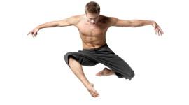 Male Ballet Dancer Wallpaper Free