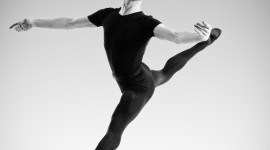 Male Ballet Dancer Wallpaper Gallery