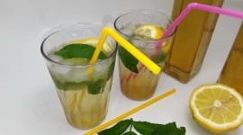 Mint Syrup Photo Download