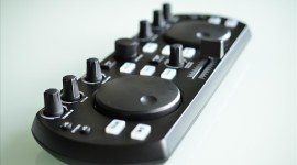 Mixing Console Desktop Wallpaper For PC