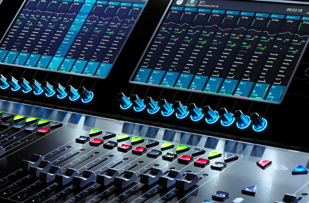 Mixing Console wallpapers HD