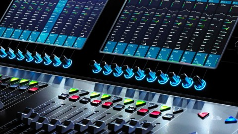 Mixing Console wallpapers high quality