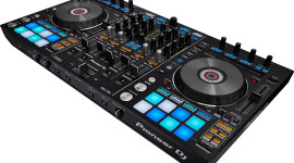 Mixing Console High Quality Wallpaper
