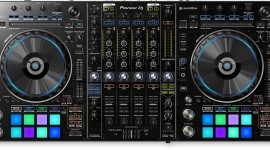 Mixing Console Wallpaper Download