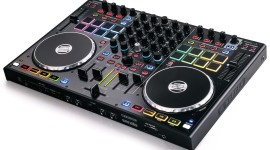 Mixing Console Wallpaper Download Free