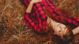 Model Girl Grass Image Download