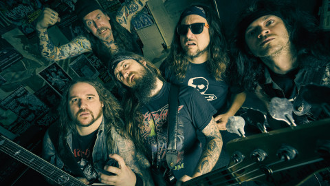 Municipal Waste wallpapers high quality