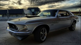 Muscle Cars Wallpaper Download