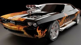 Muscle Cars Wallpaper For PC