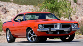 Muscle Cars Wallpaper HQ
