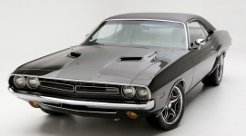 Muscle Cars Wallpaper High Definition
