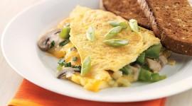 Mushroom Omelets Image#1