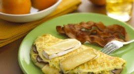 Mushroom Omelets Image#2