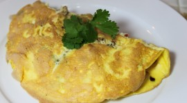 Mushroom Omelets Photo Download