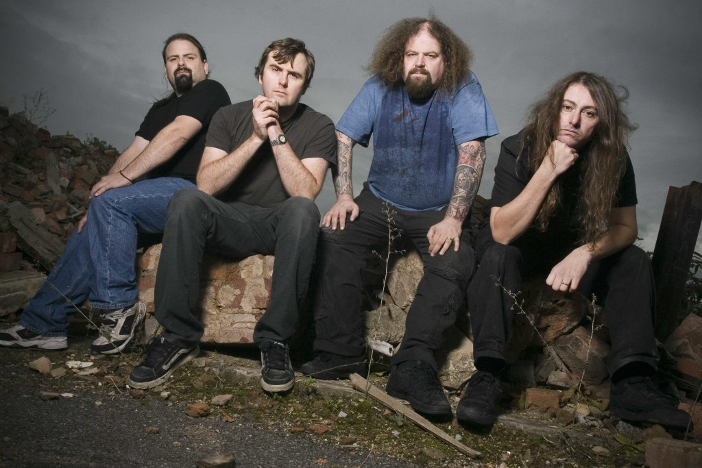 Napalm Death wallpapers HD