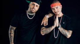 Nicky Jam Wallpaper Download