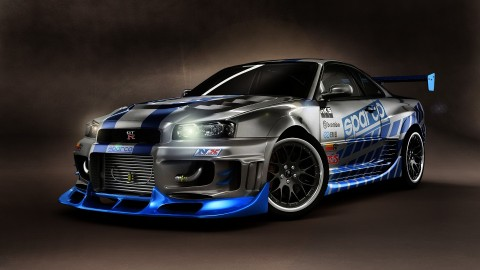Nissan Skyline wallpapers high quality