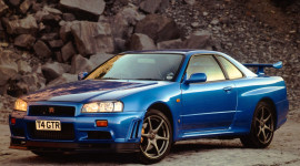 Nissan Skyline Wallpaper Background