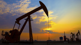 Oil Derrick Wallpaper Download Free