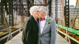 Old People In Love Photo Free