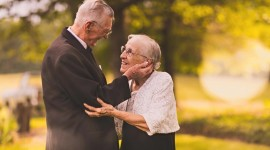 Old People In Love Picture Download