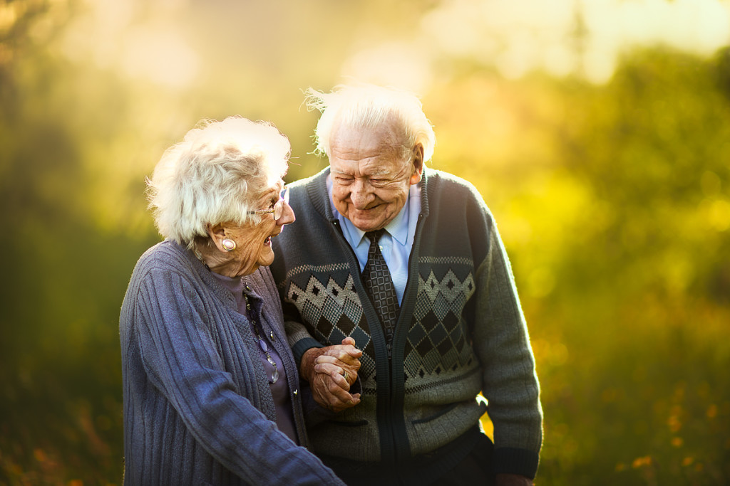 Old People In Love wallpapers HD