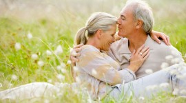 Old People In Love Wallpaper Free
