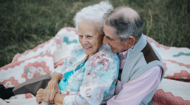 Old People In Love Wallpaper Gallery