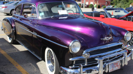 Old Show Cars Desktop Wallpaper HD