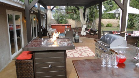 Outdoor Kitchen wallpapers high quality