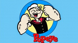 Popeye Wallpaper Full HD