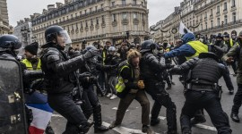 Protests In France Best Wallpaper