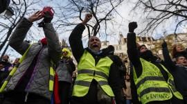 Protests In France Desktop Wallpaper Free