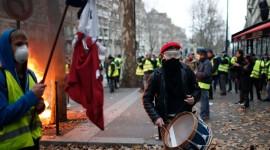 Protests In France Wallpaper For Desktop