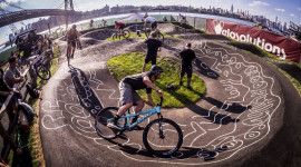 Pump Track Desktop Wallpaper Free