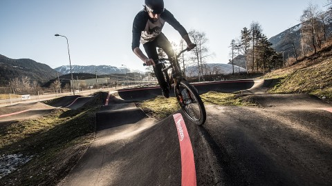 Pump Track wallpapers high quality