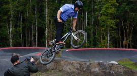 Pump Track Wallpaper Download Free