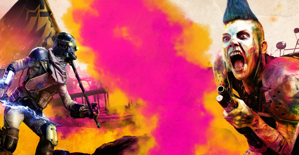 Rage 2 wallpapers HD