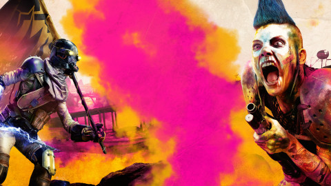 Rage 2 wallpapers high quality