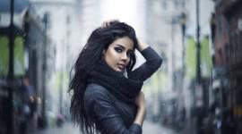 Rain Model Girl Photo Download