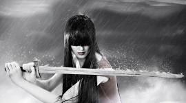 Rain Model Girl Picture Download