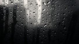Rainy Window Desktop Wallpaper Free