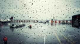 Rainy Window Wallpaper 1080p