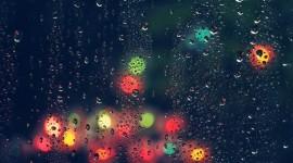 Rainy Window Wallpaper Download Free