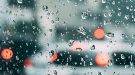 Rainy Window Wallpaper For IPhone