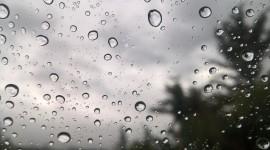 Rainy Window Wallpaper For PC