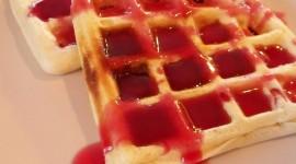 Raspberry Syrup Photo Free